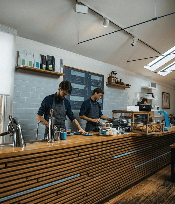 Adaptel Portugal Empregados de Cafetaria